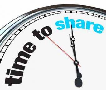 Retweeting makes sharing easy!