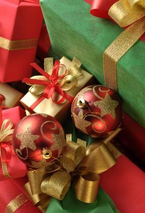 blogging template christmas
