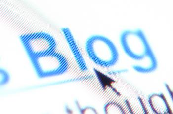 Blog as hyperlink