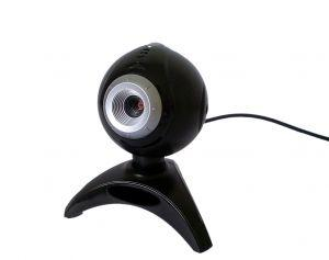 Use webcams with free blogs