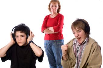 Families adapt to stress in many ways