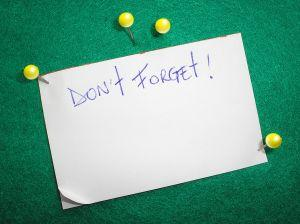 Loss of Memory Due to Stressful Situations