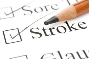 Mini Stroke from Stress