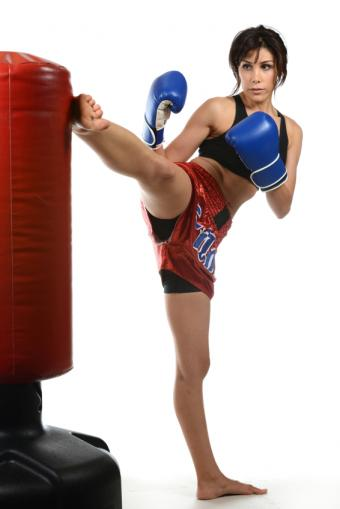 Work Off Anger Kickboxing