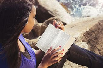 Meditate with the Bible