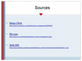 Sources cited slide