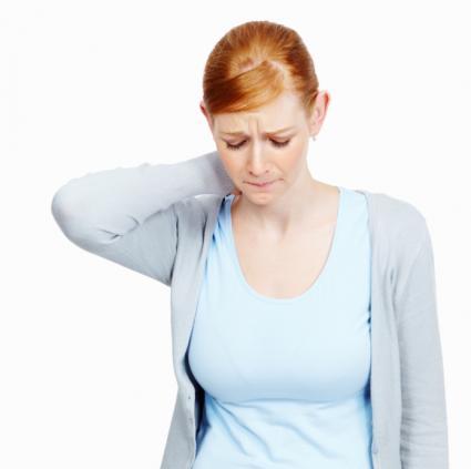 stress neck pain