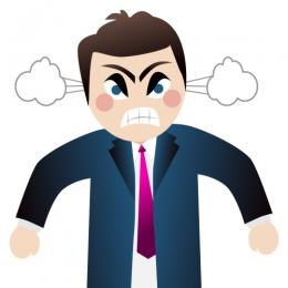 angry people clip art rh stress lovetoknow com clipart person at computer clip art person reading