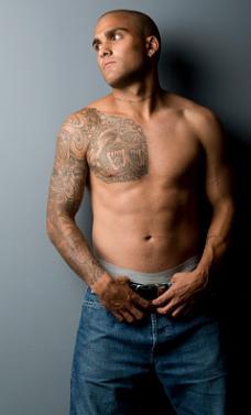 Men tattoo sexy 7 Best