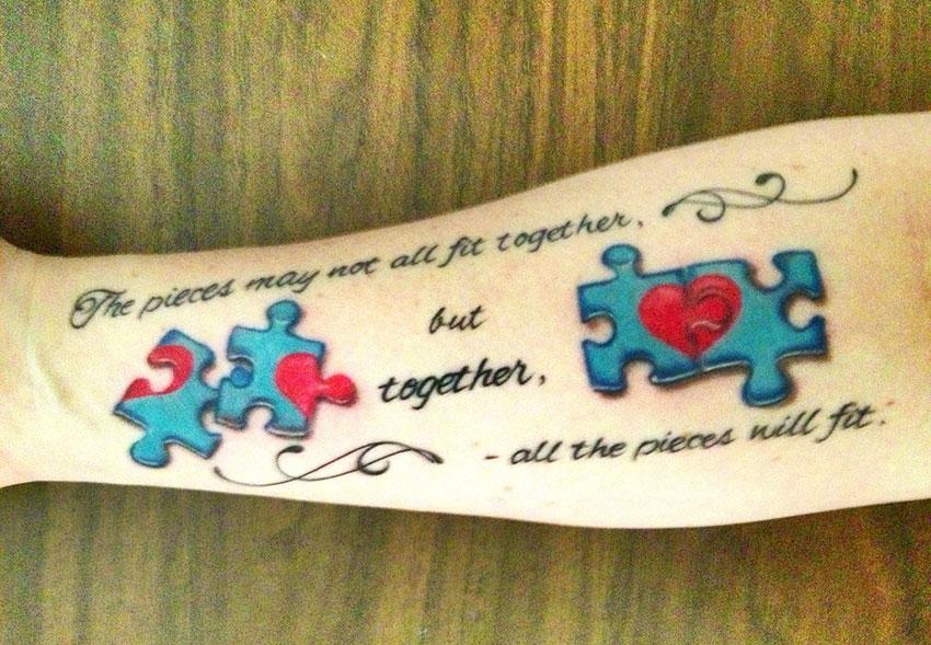 Autism Awareness Tattoos | LoveToKnow