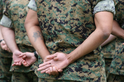 Military Tattoos | LoveToKnow