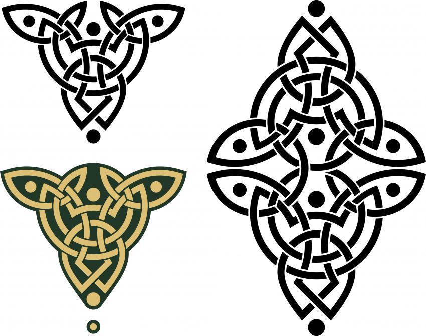 Irish Tattoo Galleries Lovetoknow