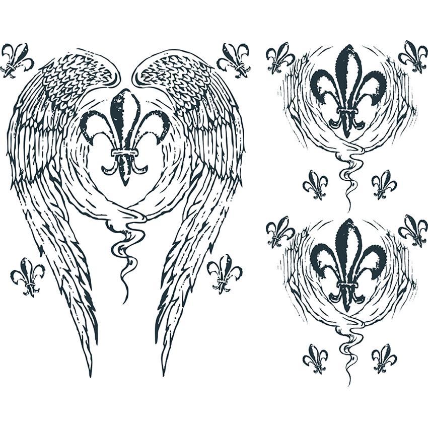 angel wings tattoos design photos lovetoknow