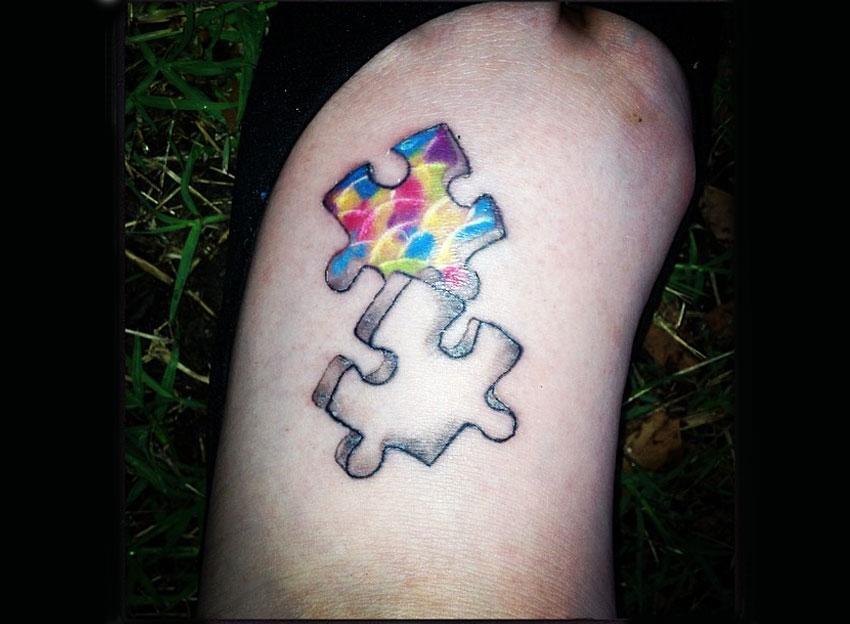 Autism Awareness Tattoos Lovetoknow