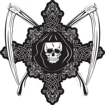 https://cf.ltkcdn.net/tattoos/images/slide/10914-800x800-Gothic_skull_in_cross.jpg