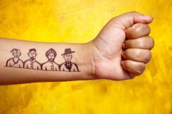 Inner Wrist Tattoos