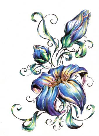 Flower Design Gallery