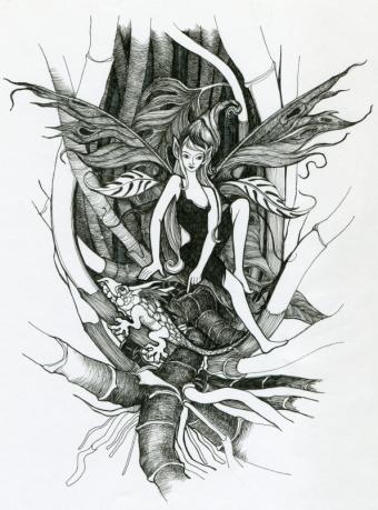 https://cf.ltkcdn.net/tattoos/images/slide/158828-596x805r1-Fairy-and-dragon.jpg