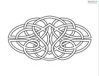 Tattoo Line Drawing