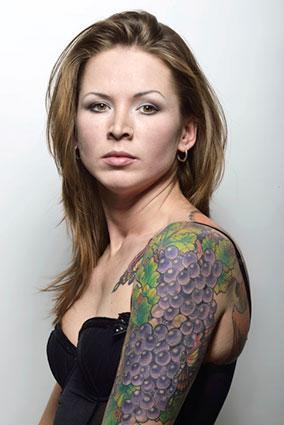 Grapevine Tattoos