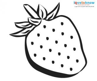 Strawberry Tattoos 1