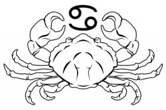 Cancer zodiac astrology sign