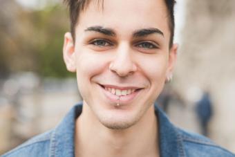 Ways to Hide a Labret Piercing