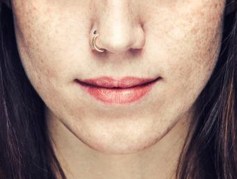 Nose Piercing Tips