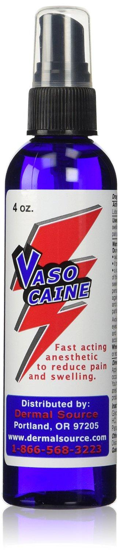 Vasocaine Numbing Spray