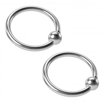 Captive Bead Ring Surgical Steel