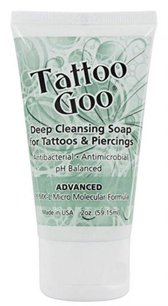 Tattoo Goo Deep Cleansing Soap