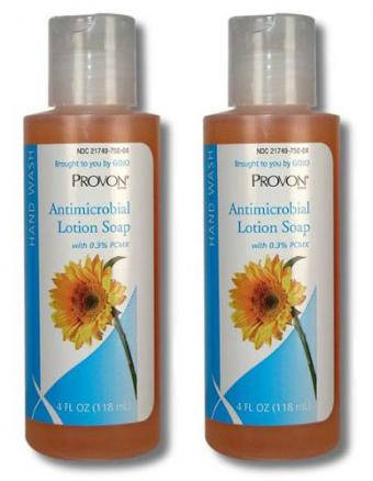Provon Medicated Lotion Soap with Chloroxylenol