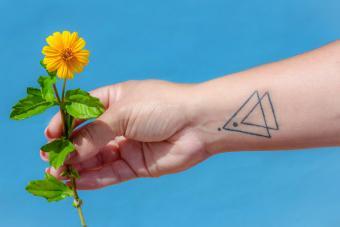 Stick and Poke Tattoo Ideas