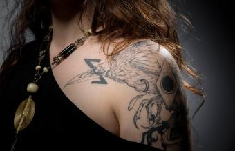 The 6 Least Painful Places to Get a Tattoo