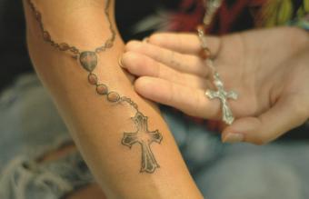 Tattoo Drawings of Crosses