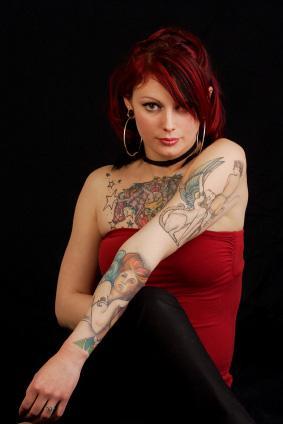 Tattoos at Work