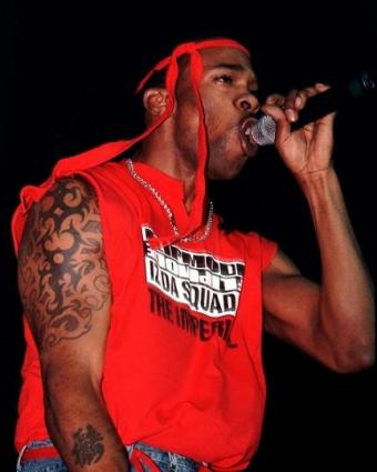 Rap Star Tattoos