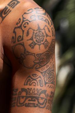 Tribal half sleeve