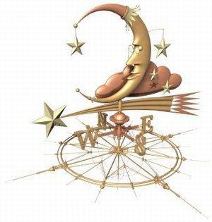 Fantasy compass