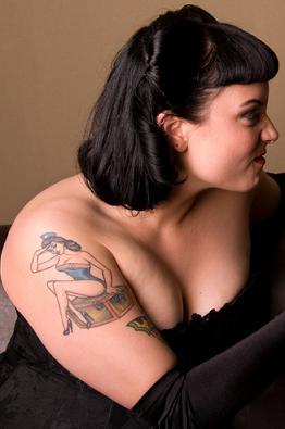 Pinup Girl Tattoos