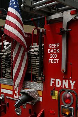Tattoos in Memory of FDNY