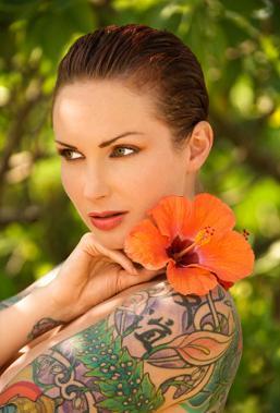 Hawaii tats
