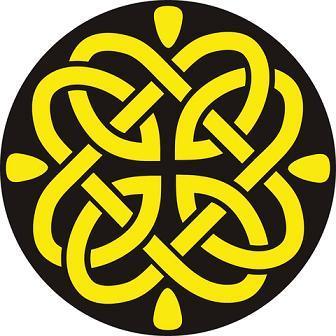 Celtic Gemini Insignia Tattoo