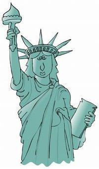 Illustrated Liberty