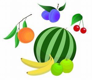 More fruit