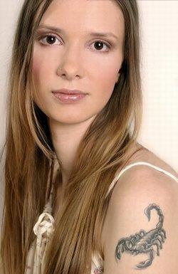 Another Scorpio tattoo