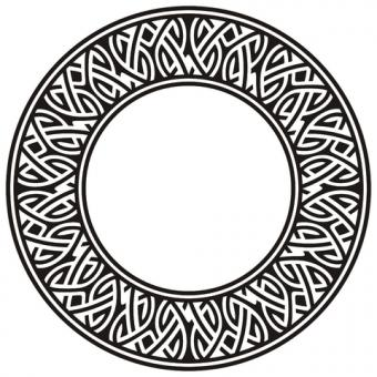 Celtic band design