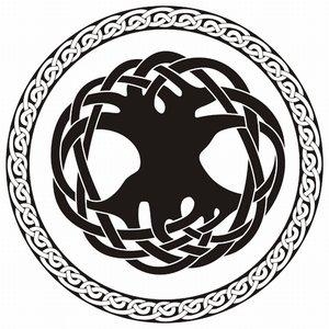 Another Celtic tree design