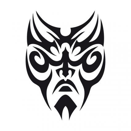 Free_Tribal_Tattoo_Flash