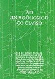 Introduction to Elvish